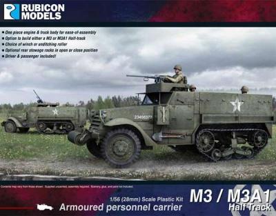 M3 / M3A1 Half Track