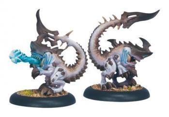 Legion of Everblight Stingers Lesser Warbeasts (2)