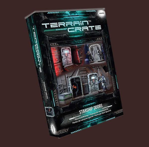 Starship Doors