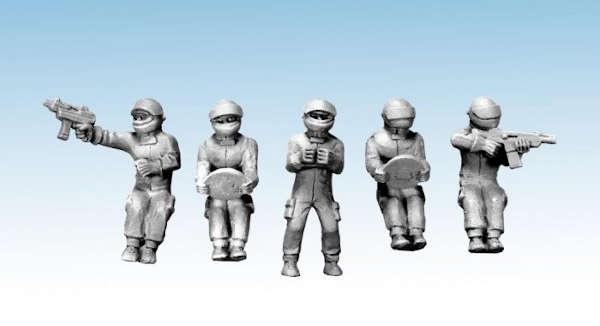 Gaslands - Corporate Team (Drivers & Passengers)