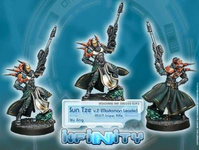 Sun Tze v.2 (Marksman Leader) (YJ)