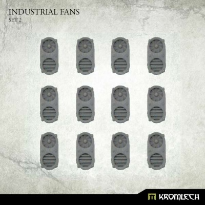 Industrial Fans Set 2 (12)
