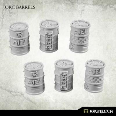 Orc Barrels (6)