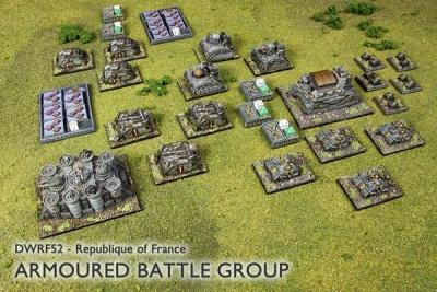 Republique of France Armoured Battle Group v2.0