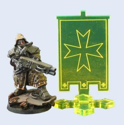 """Objective Marker """"Templar"""" (5) OOP"""