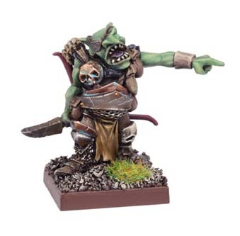 Ogre Red Goblin Biggit