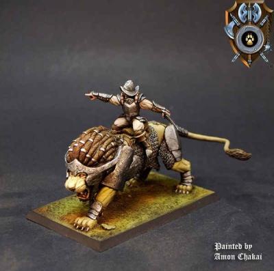 Siberias Lion Rider B