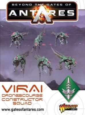 Virai Dronescourge Constructor squad (6)