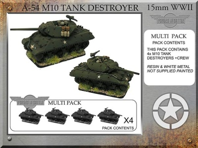 M10 76mm Tank Destroyer (4)
