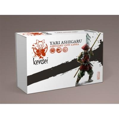 Yari Ashigaru (10)