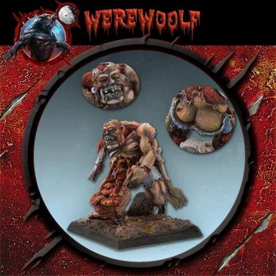 Living Death: Nergal Ogre Gravedigger
