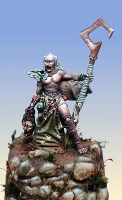 Maleficant, Wild Necromancer