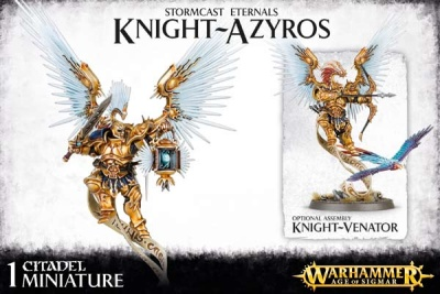 Stormcast Eternals Knight-Azyros / Knight-Venator