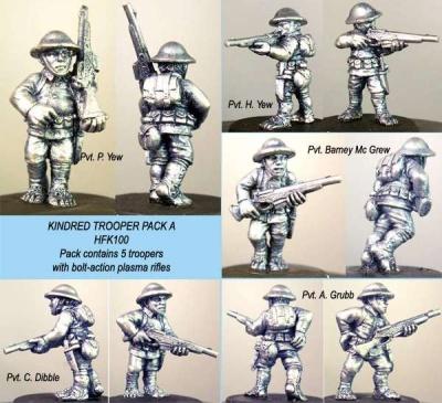 Kindred Trooper Pack A (5)