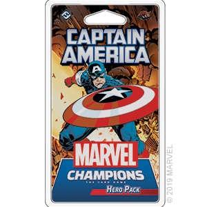 Marvel Champions: Das Kartenspiel - Captain America