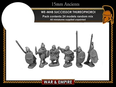 Successor Thureophoroi Infantry