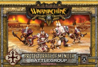 Protectorate of Menoth MKII Battlegroup Box