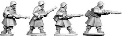 German Riflemen in Greatcoats II (4)