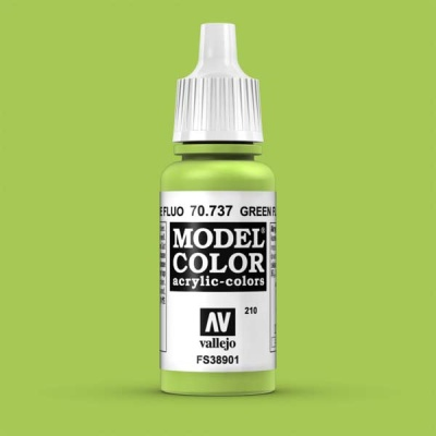 Model Color 210 Leuchtgrün (Green Fluo) (737)