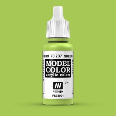 Model Color 210 Leuchtgrün (Green Fluo) (737)