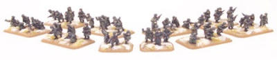 Grenadier Platoon (winter, 3 sections)