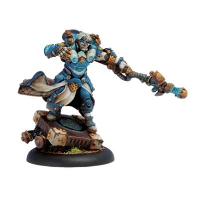 Cygnar Epic Warcaster General Adept Sebastian Nemo