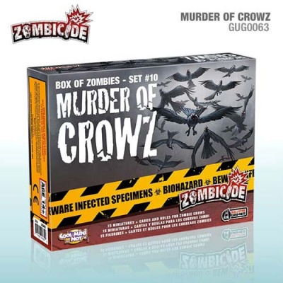 Zombicide: Murder of Crowz