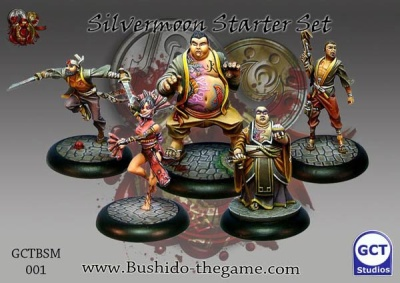 The Silver Moon starter set