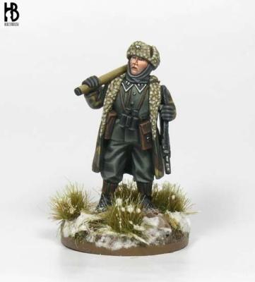 Offizier Panzerfaust/Stg (1)
