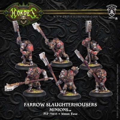 Farrow Slaughterhousers Minions (6)