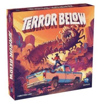 Terror Below - EN