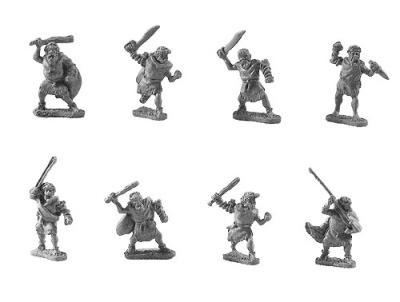 Zealot Infantry (8)