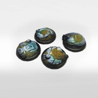 Immortal Bases 40mm (x5)