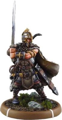 Eadric, Forthegn of Mierce on Foot