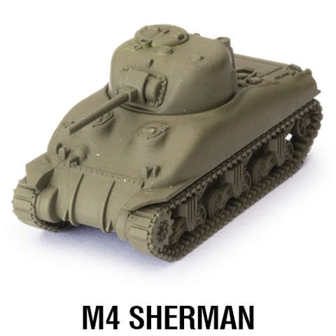 World of Tanks Expansion - (M4A1 75mm Sherman)