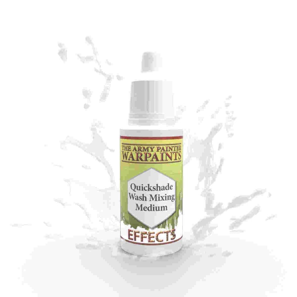 Warpaint: Quickshade Wash Mixing Medium