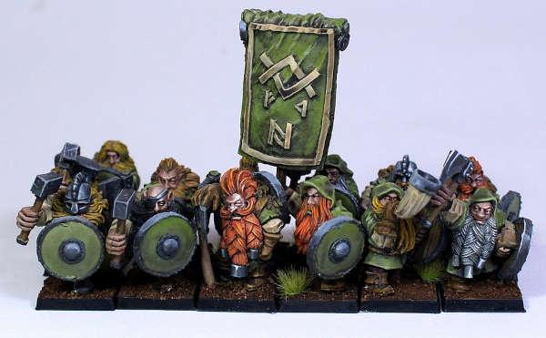 Clan warriors (10)