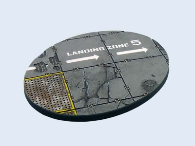 Warehouse Bases, Round 120mm (1)