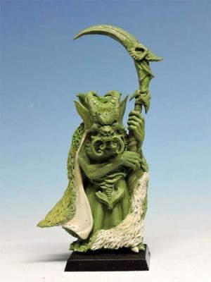 Vampus K´dday Demonic Sorcerer