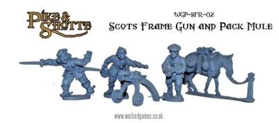 Scots Frame Gun & Mule