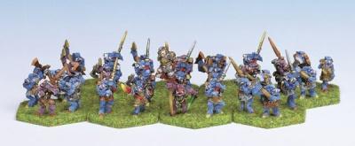 Armoured Beastmen (32)