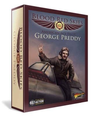 US P-51 Mustang - Ace Pilot George Preddy