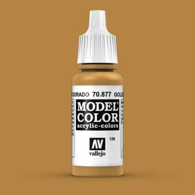 Model Color 126 Goldbraun (Goldbrown) (877)