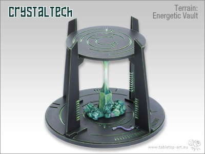 Crystal Tech: Energetic Vault