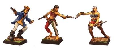 Piraten und Freibeuter (3)