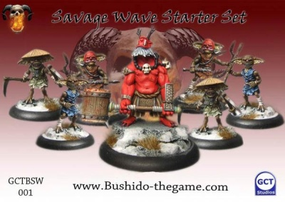 The Savage Wave Starter Set (7)