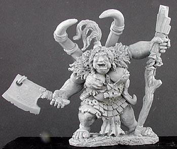 Talanka, Ogre Shaman
