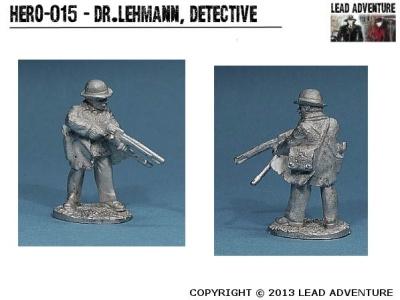 Dr. Lehmann, Detective (1)