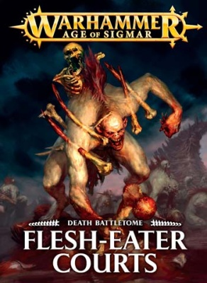 Battletome: Flesh-eater Courts (Softcover)