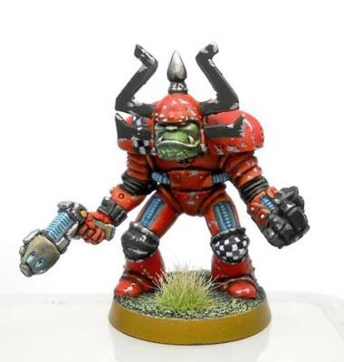 Chaos Orc Boss